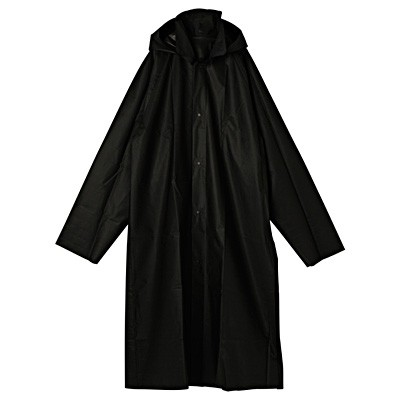 The Welder Raincoat will be in our bag for this trip.