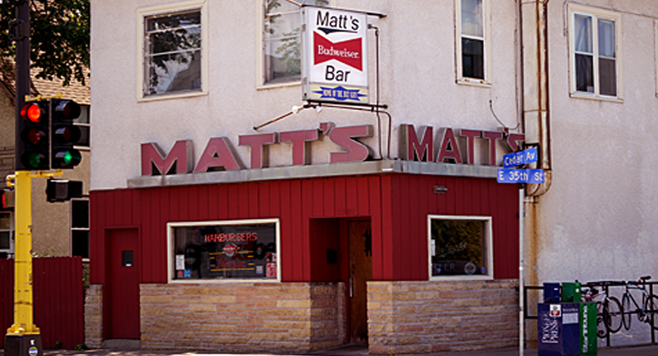 Matt's Bar has been making Jucy Lucys for almost 60 years.