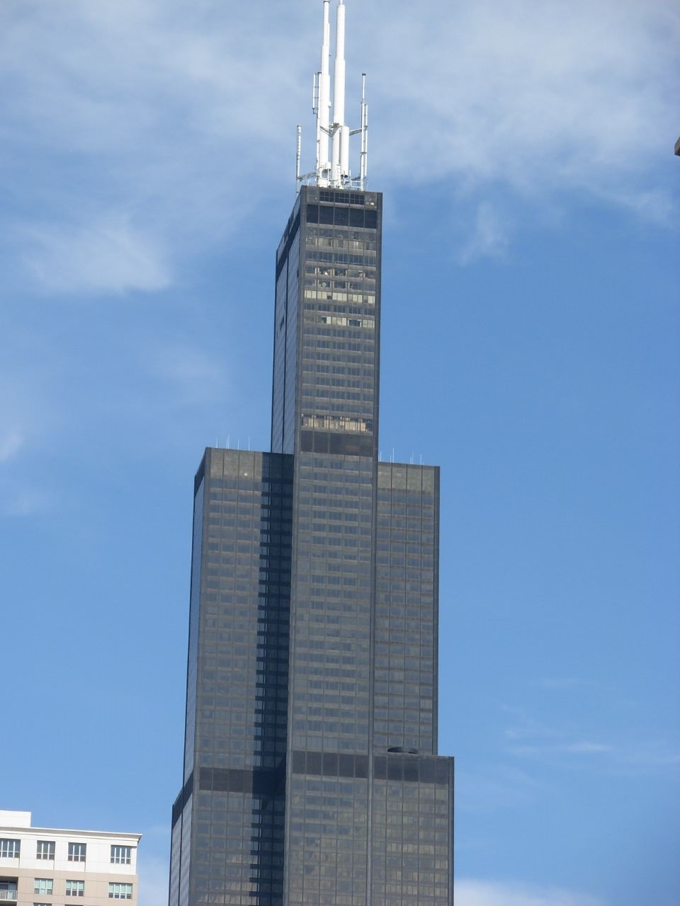 The Sears Tower, where I worked for four years, will never be the Willis Tower to me.