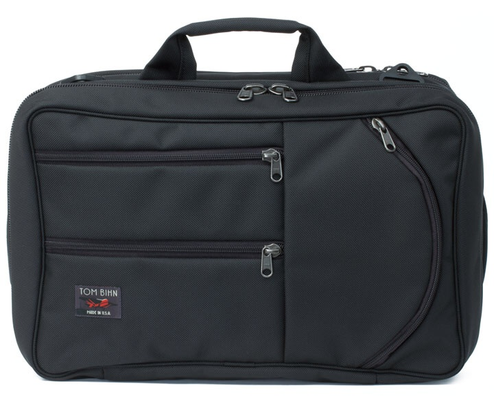 Tom Bihn's Western Flyer - durable contstruction, great size and supremely good looks
