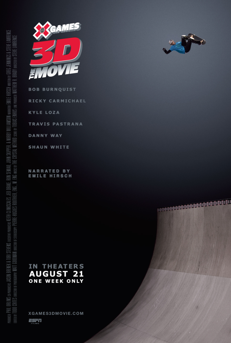 X Games 3D: The Movie | Director
