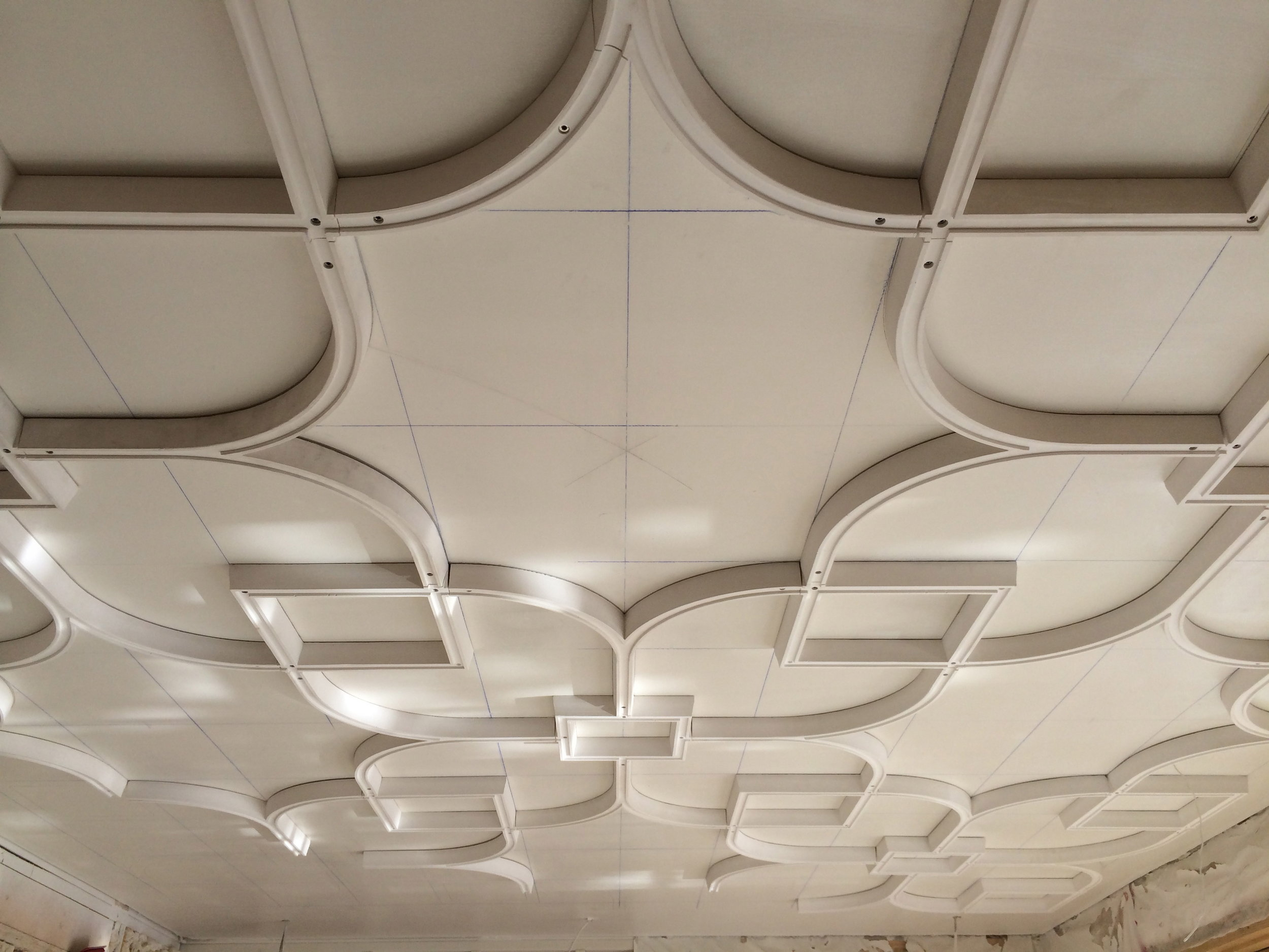 Tracery Ceiling