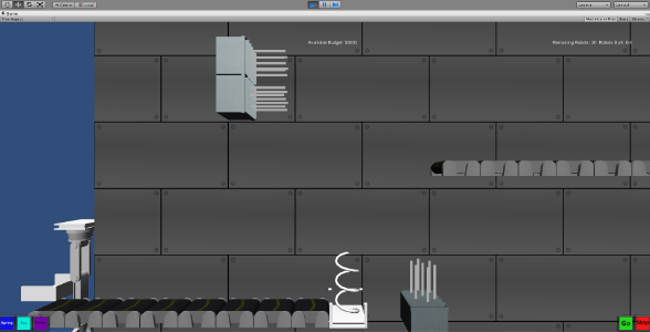 This is what the level editor output looks like
