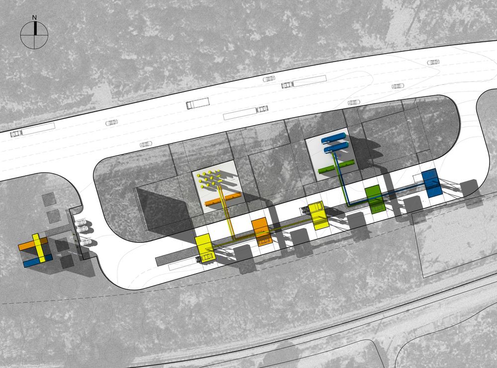 Proposed Alternative Fueling Station