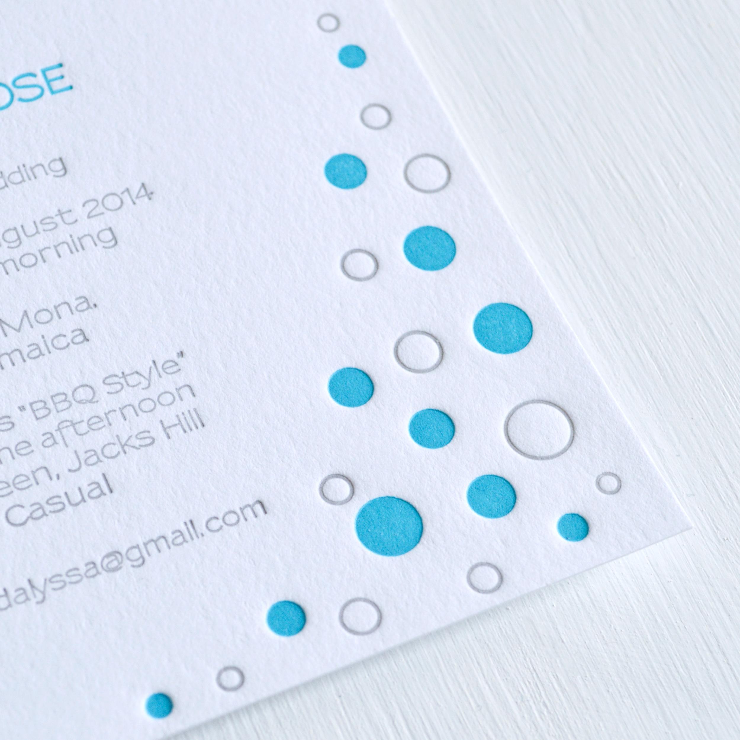 teal and grey backyard bbq letterpress wedding invitation 3.jpg