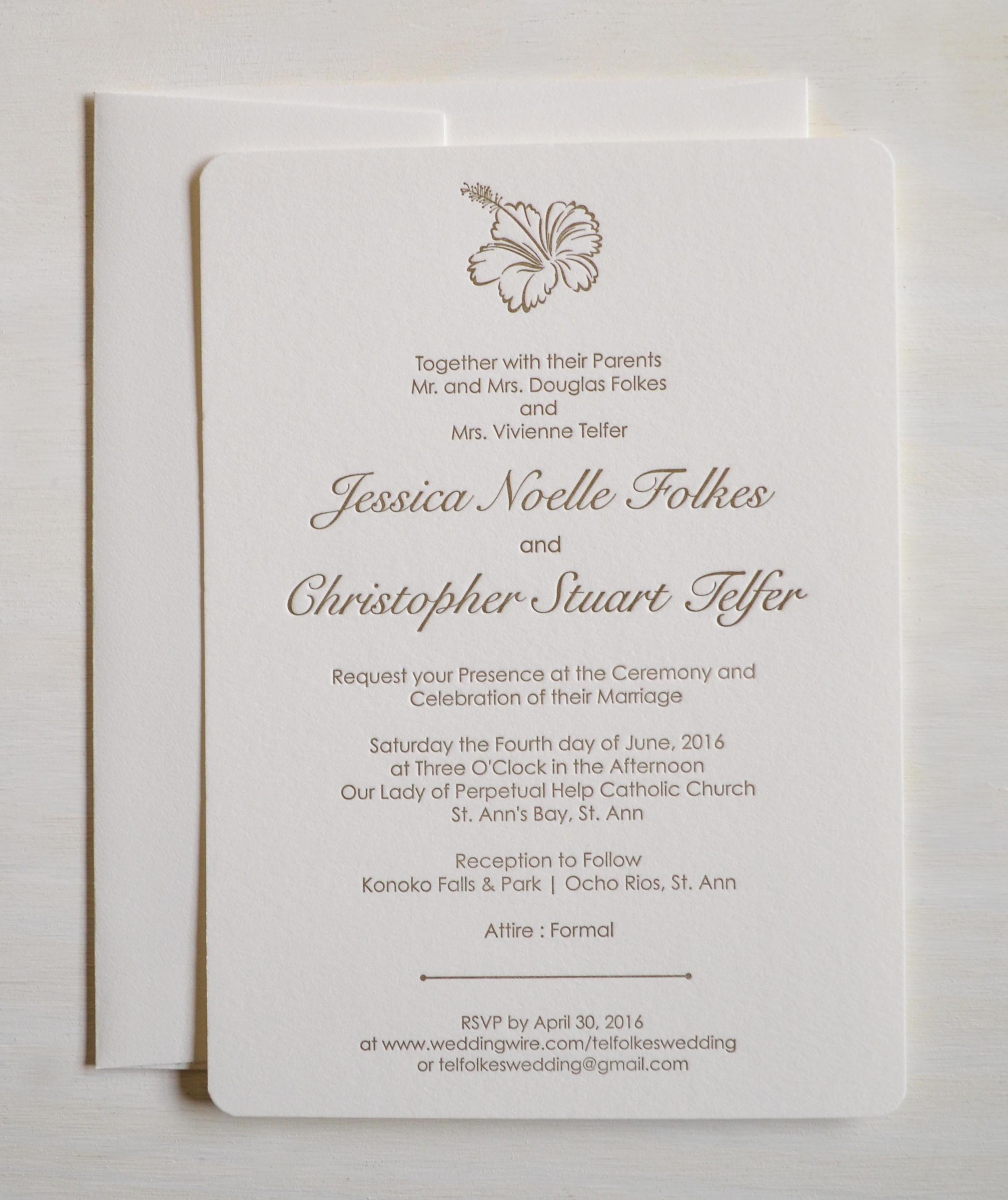J&C Letterpress Wedding Invitation Hibiscus -1.jpg