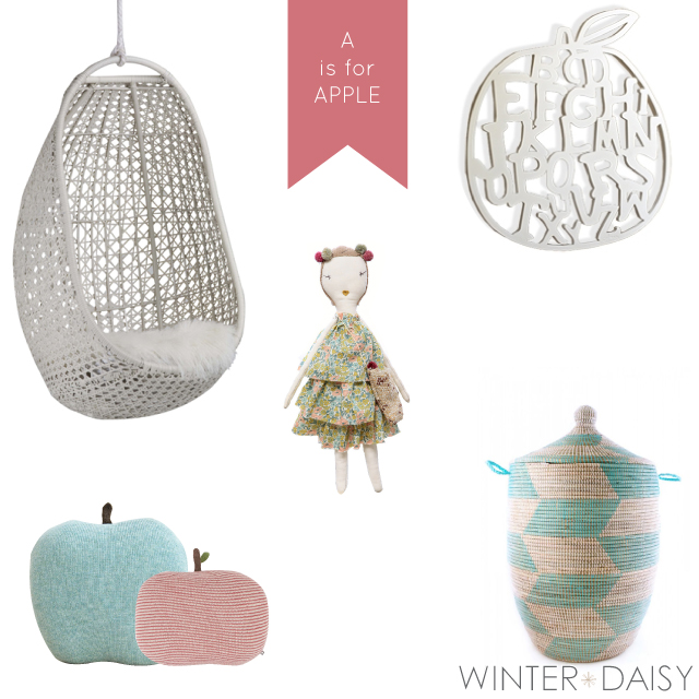 a-is-for-apple-kidsroom