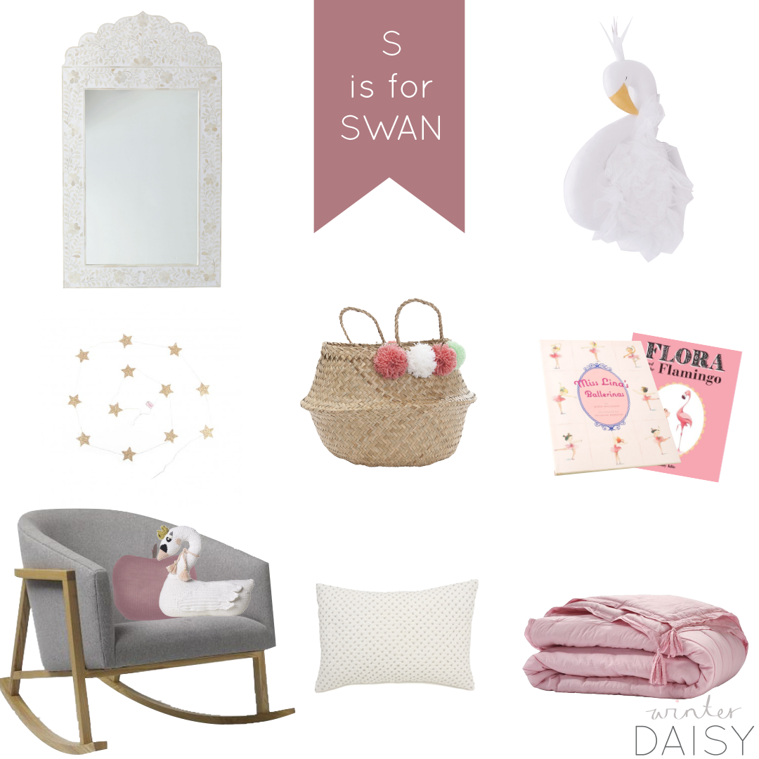 s-is-for-swan
