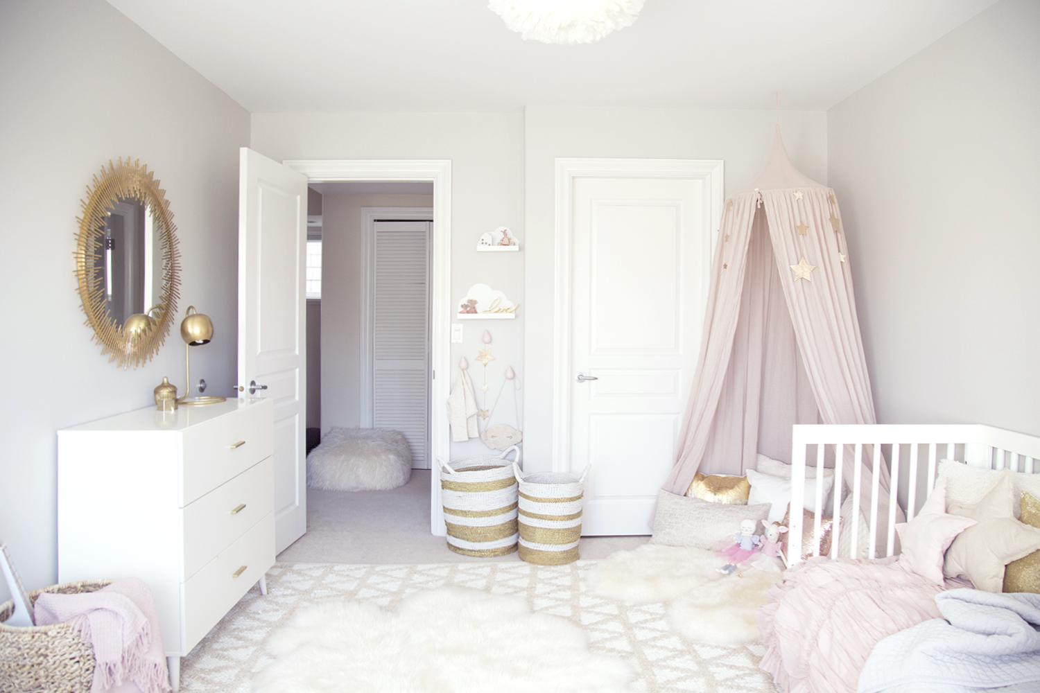 girl room interior design vancouver