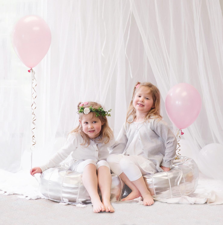 birthday girls on 5th birthday
