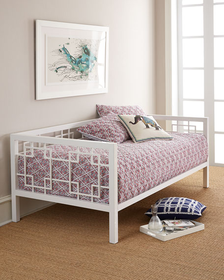 fretwork day bed
