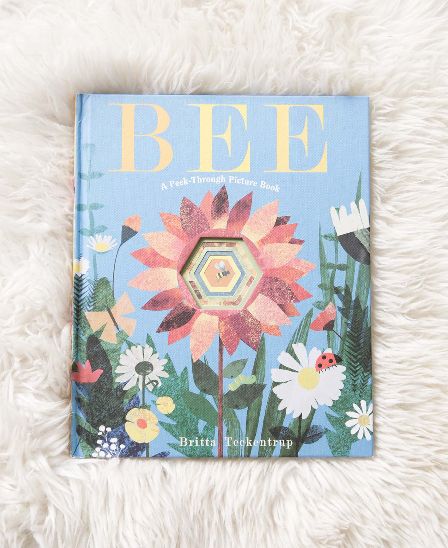 front cover of the bee book