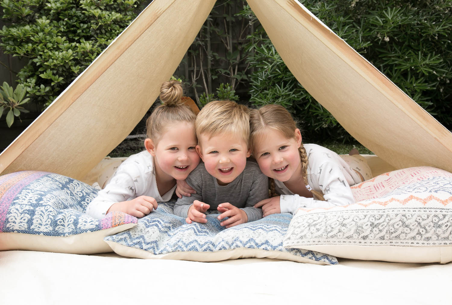 kids backyard camping tent