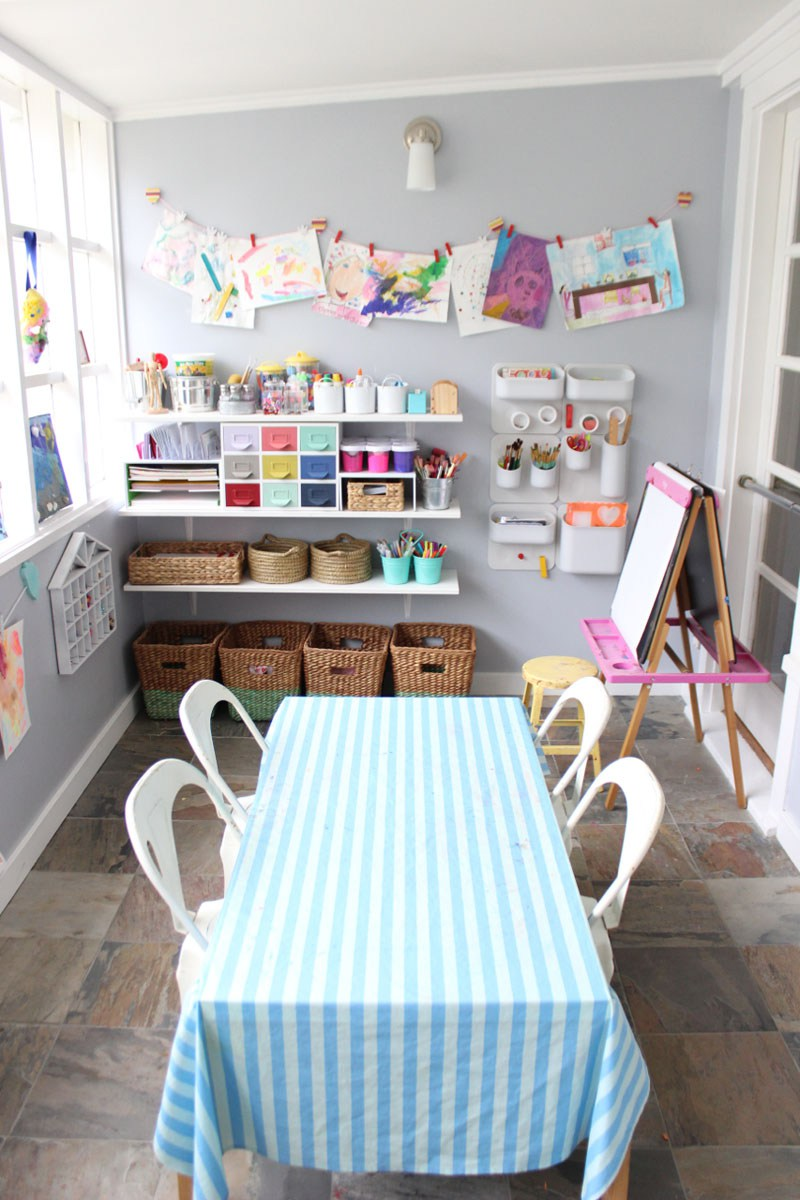 The Art Pantry kids art studio