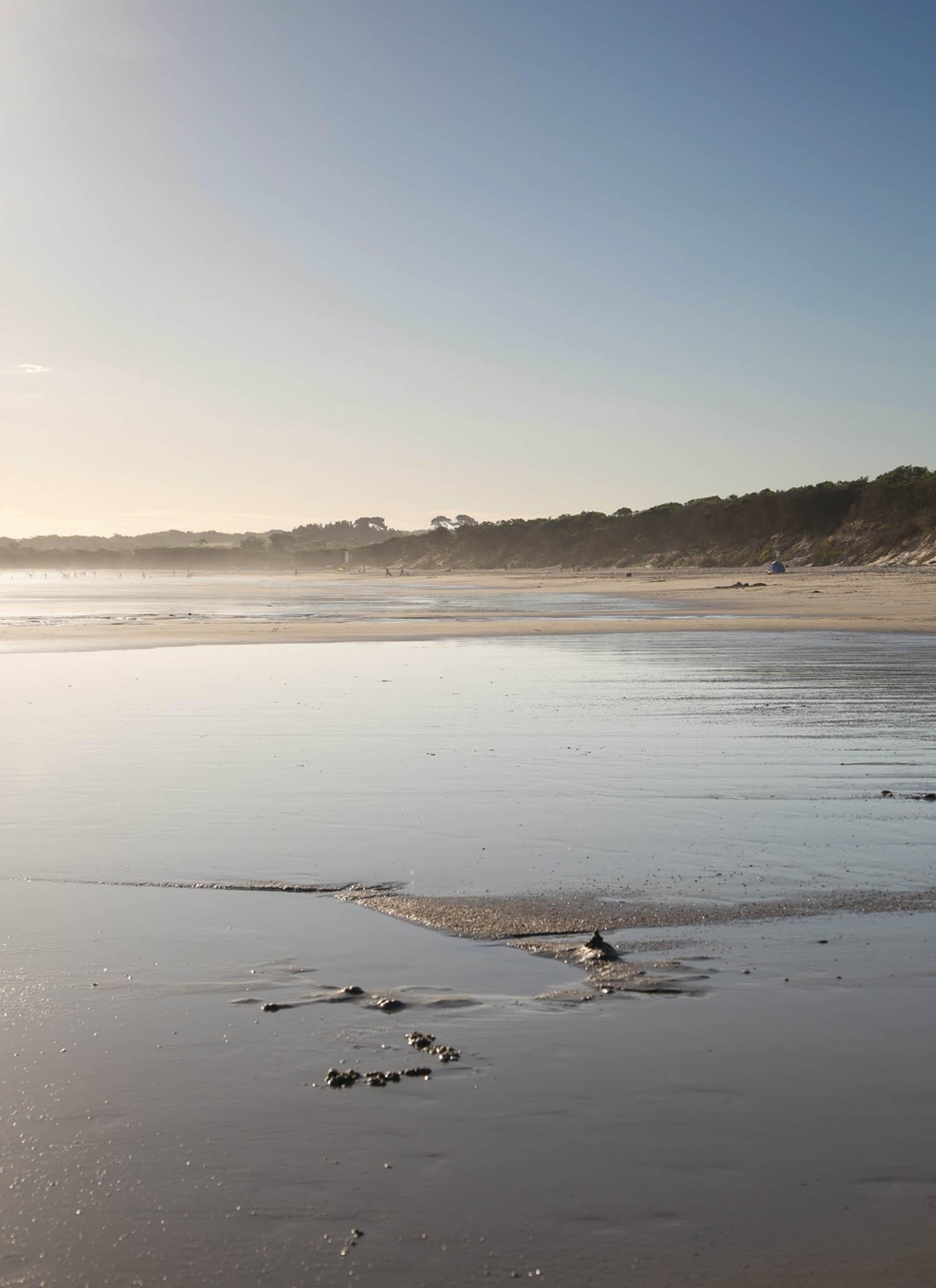 Inver loch beach Australia