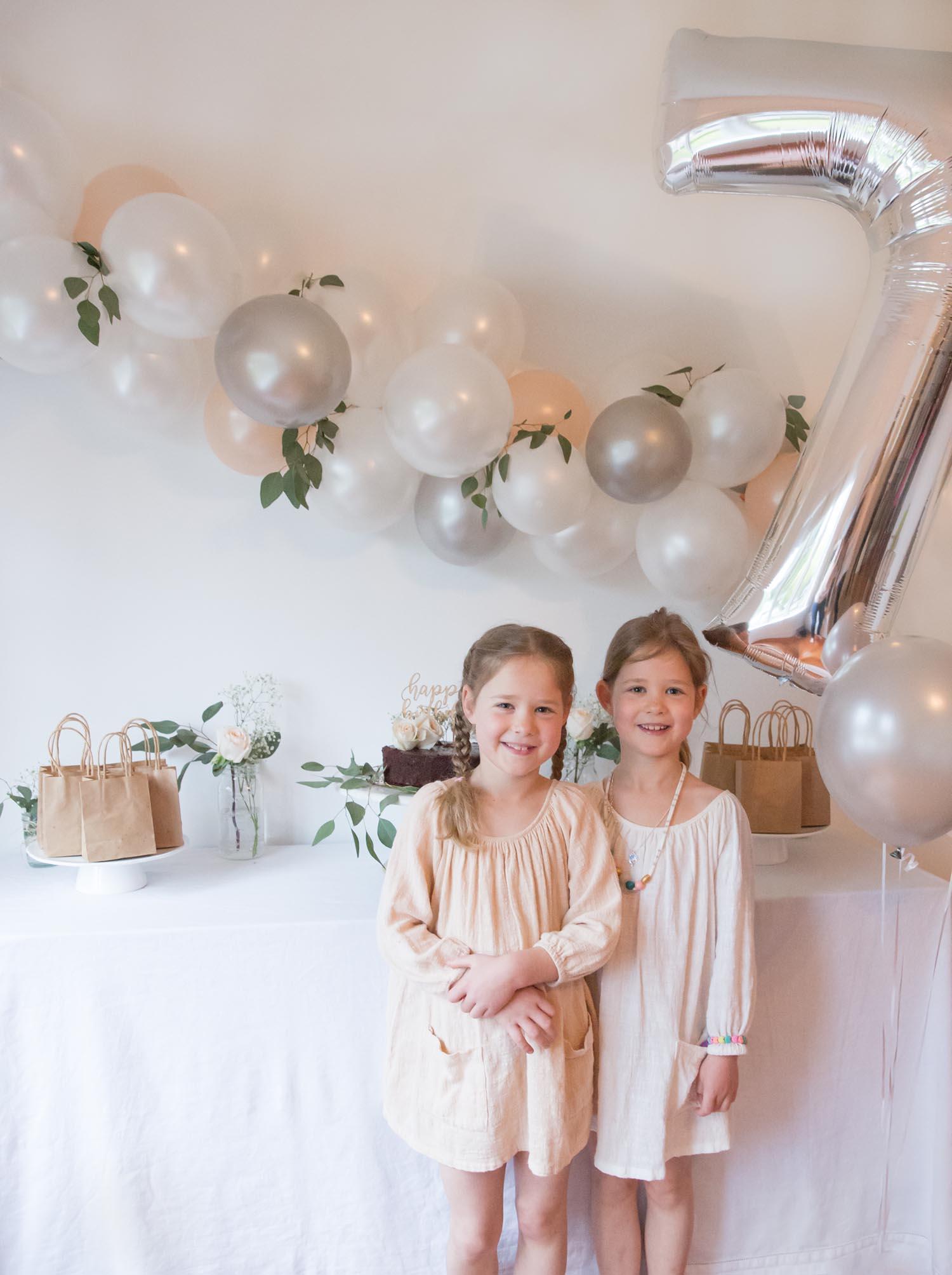 twins 7th birthday