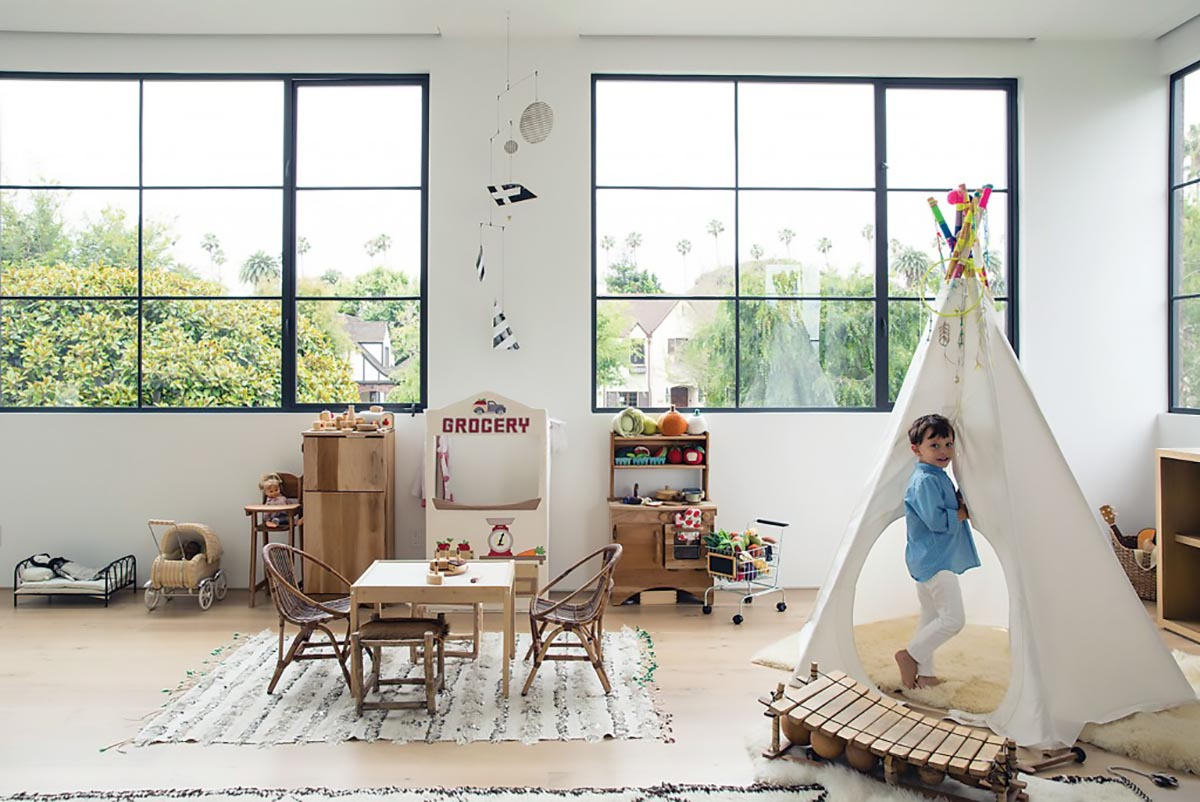 Jenni Kayne playroom