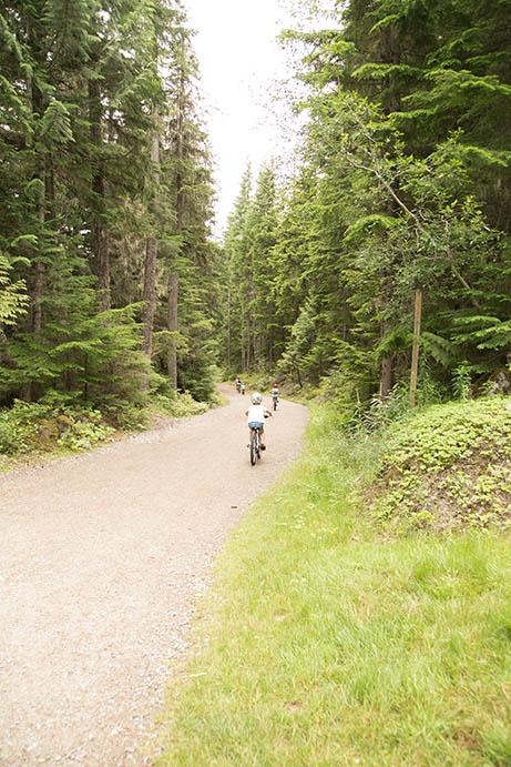 trail ride kids
