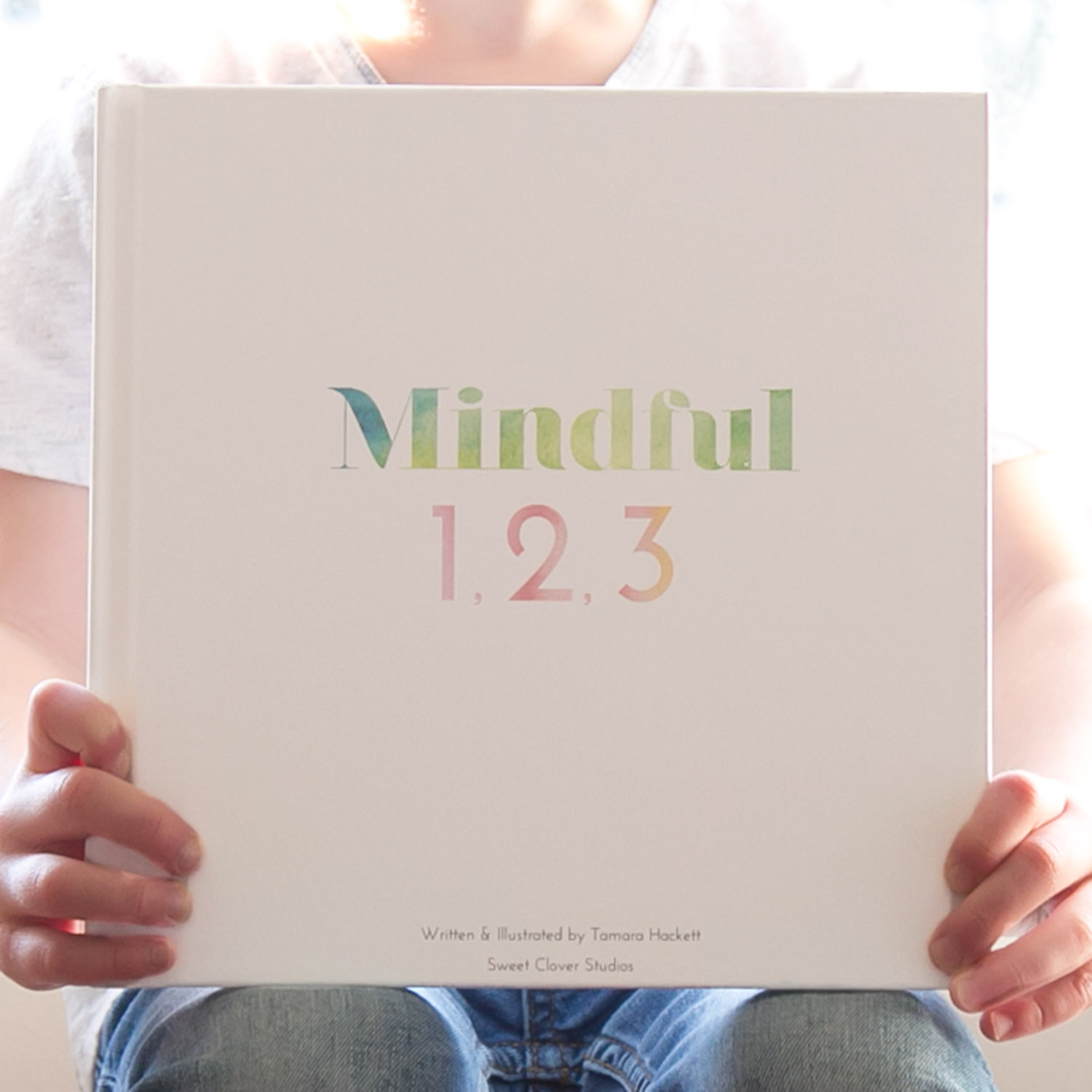 mindful 123 kids book