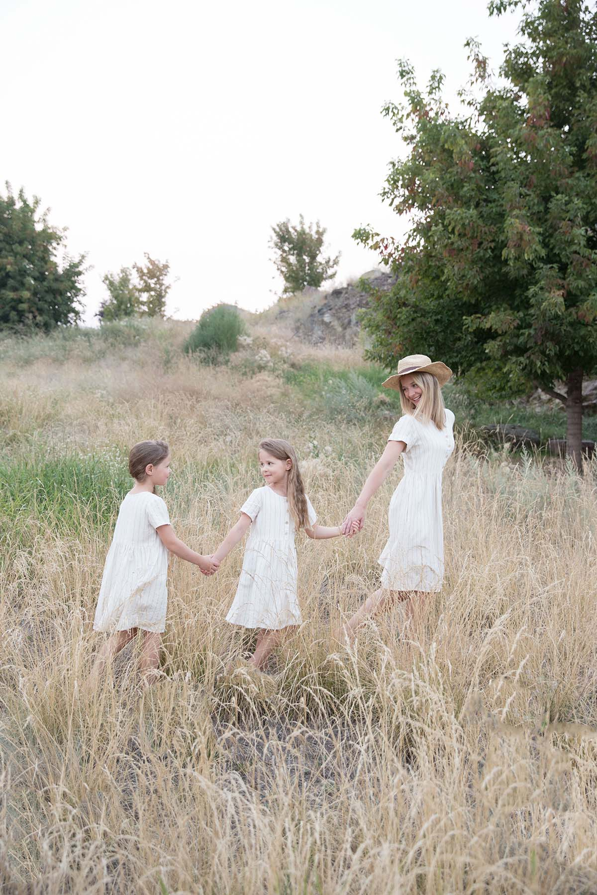 Mama and mini dresses by Little Cottonwood