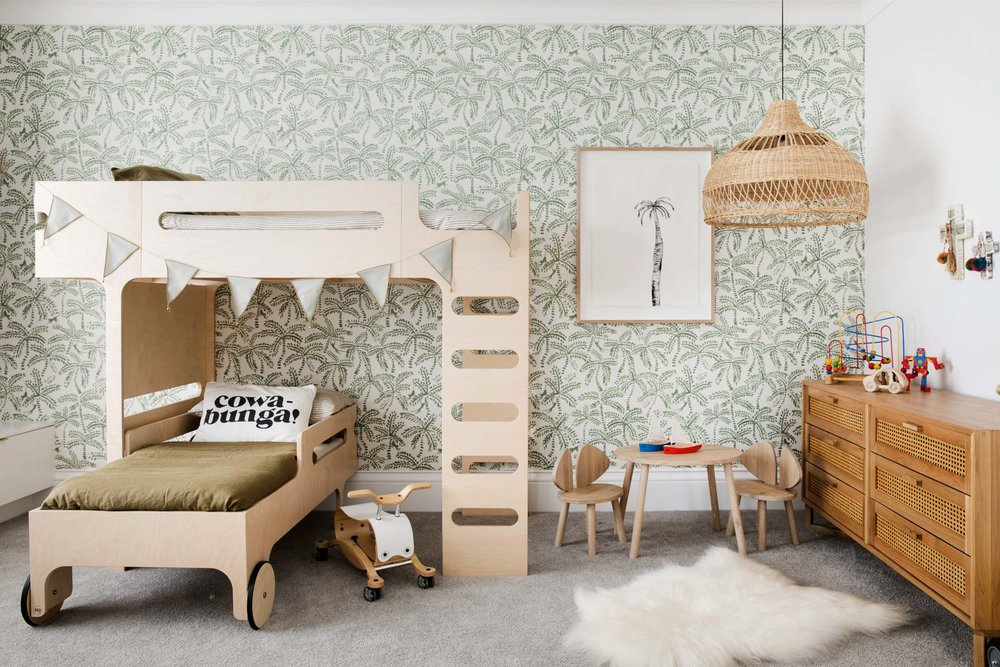 15 Of The Best Wallpapers For Kids Rooms Winter Daisy Melissa Barling Kids Interior Decorator Lifestyle Blogger