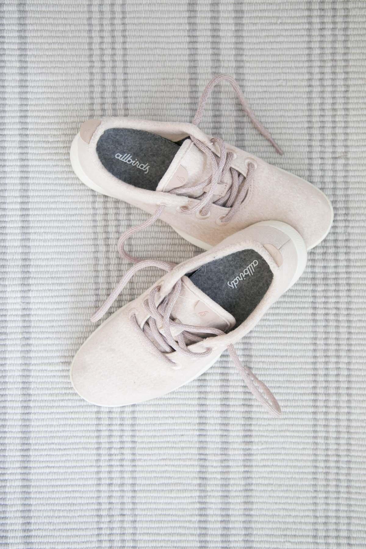 sustainable sneakers by Allbirds