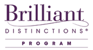 Brilliant Distinctions Program