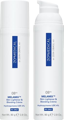 Melamix skin lightener & blending creme