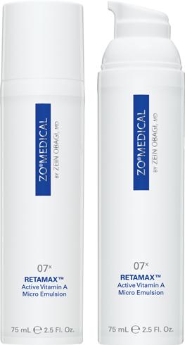 Retamax active vitamin A emulsion