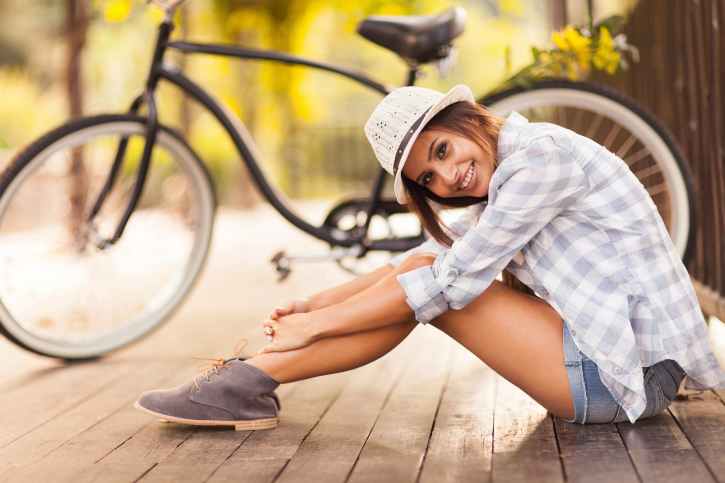 Liposuction has a quick recovery period