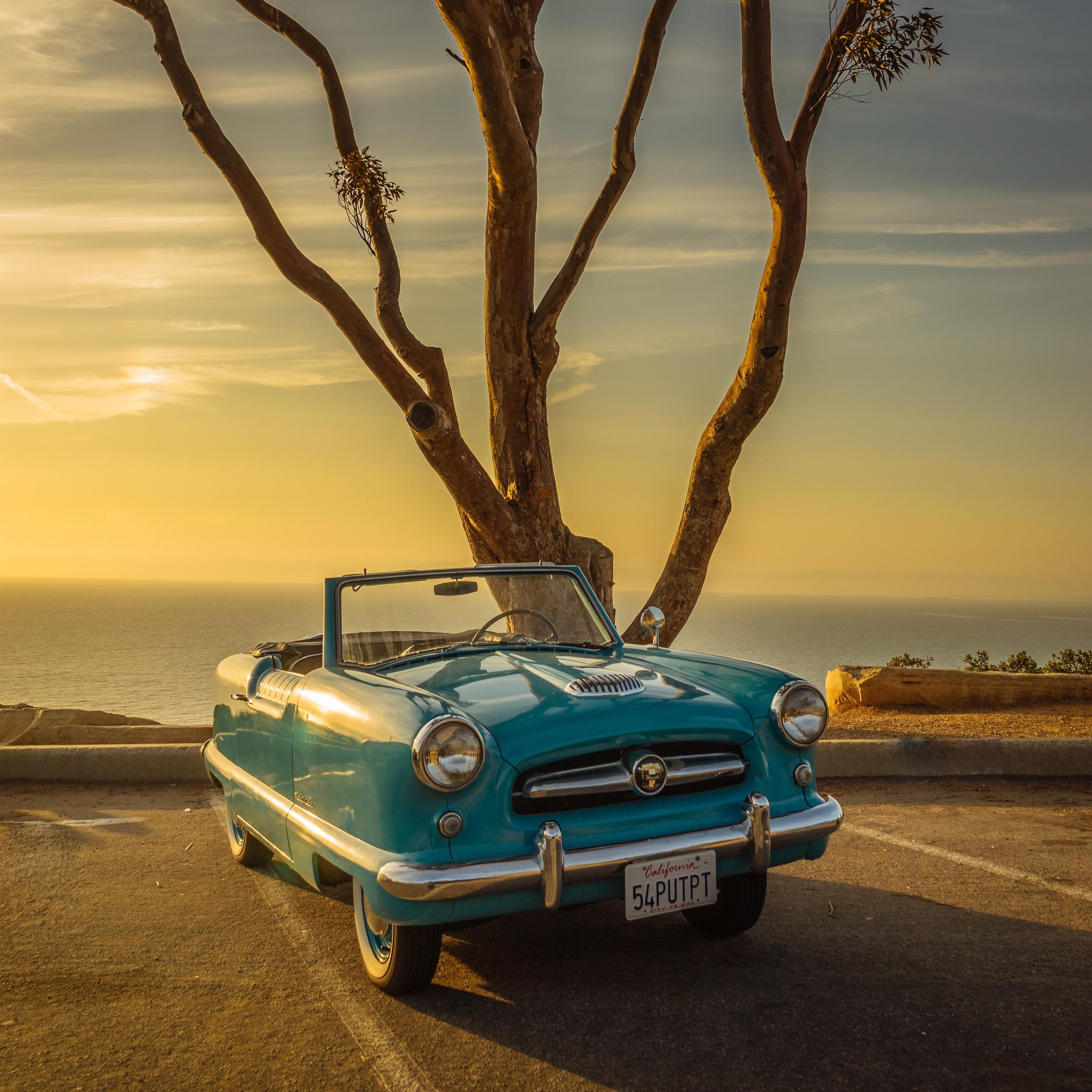 Cutest car in Palos Verdes, CA
