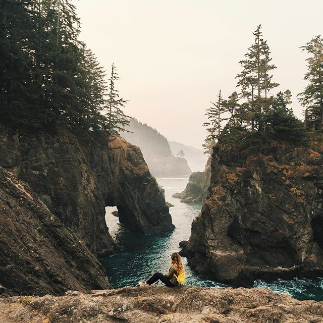 Dreaming about Oregon coast.