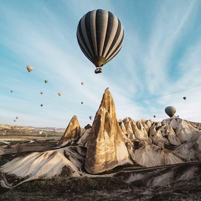 Goodbye Cappadocia... #Cappadocia