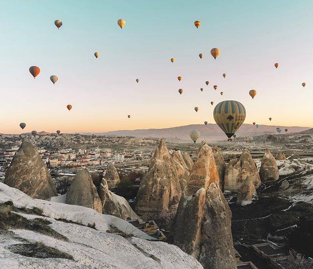 Happy Friday! #cappadocia