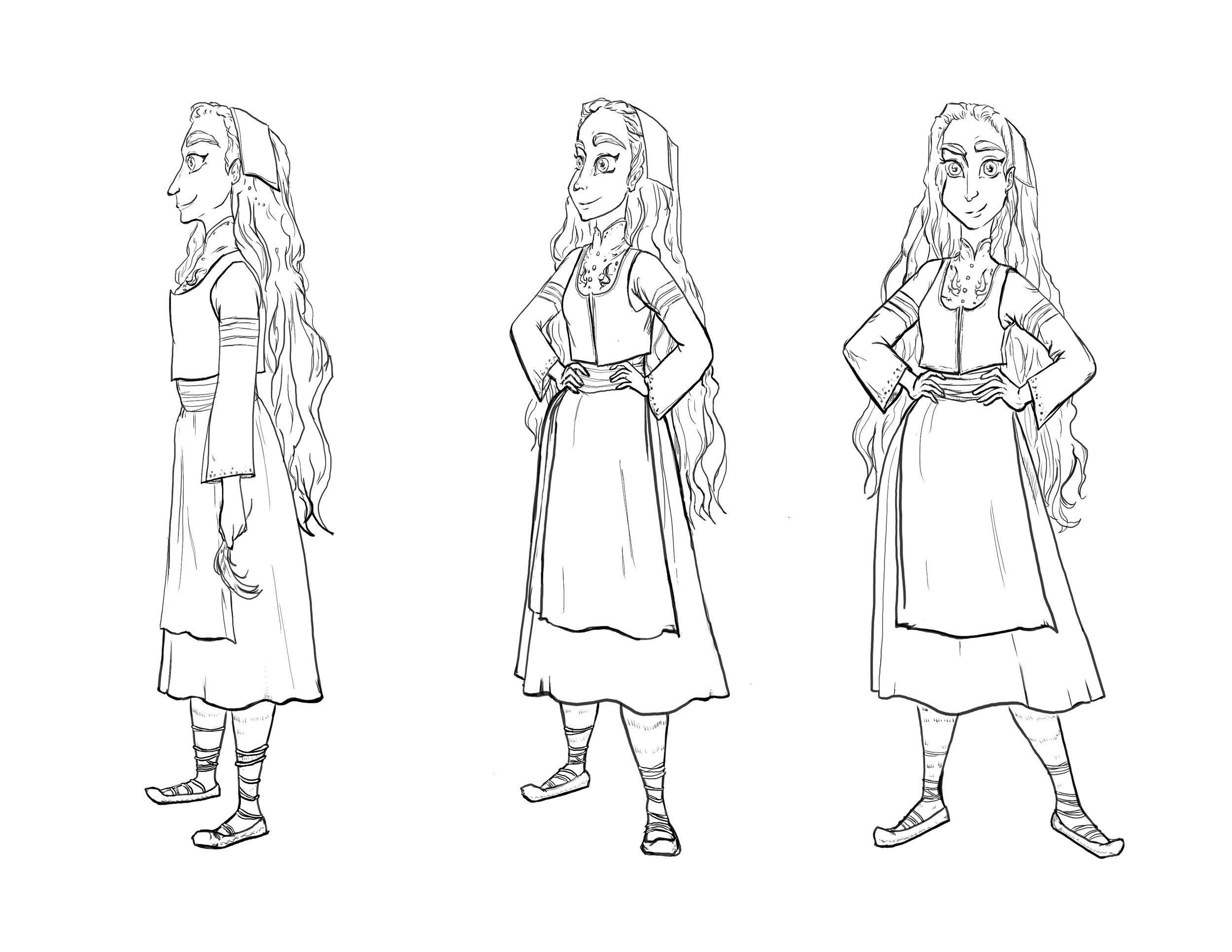 Princess Turnaround