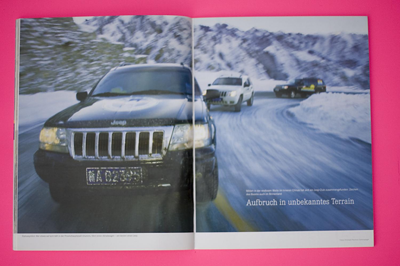 Corporate Publishing . Daimler Chrysler Financial Services