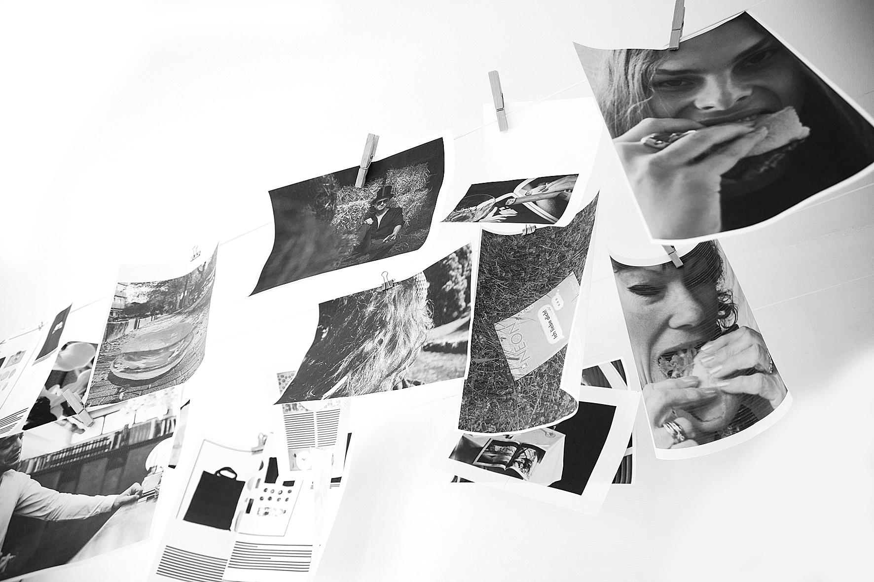 Fotoarbeiten von Studenten der Stuttgarter Merz-Akademie