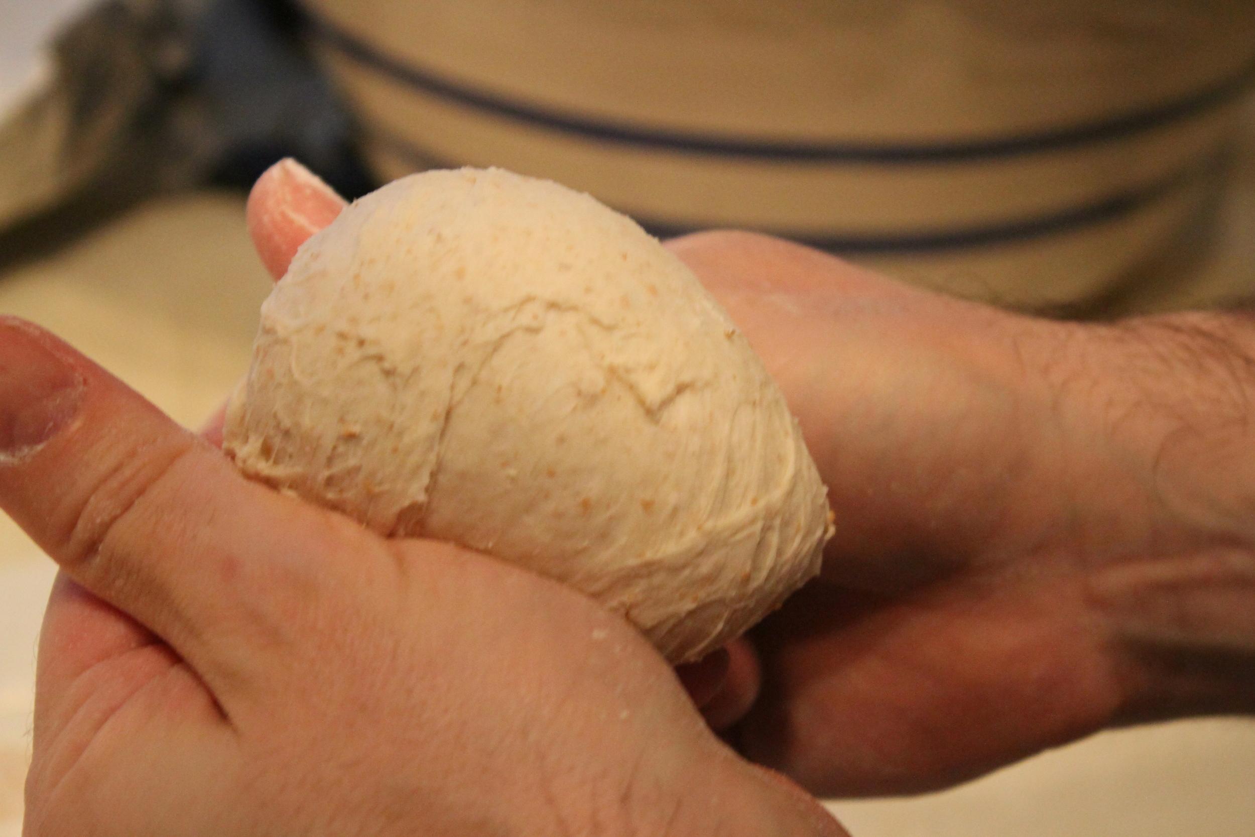 Good dough technique