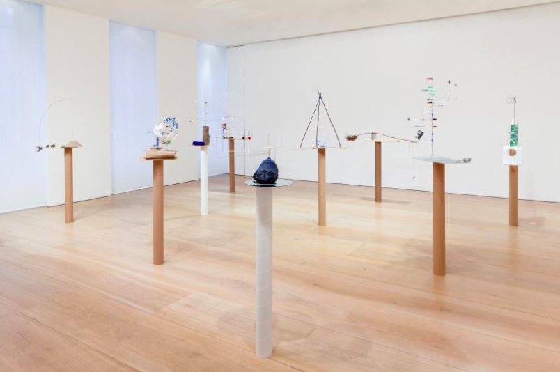 Sze, S. (2015)  Model Series , installation view, Victoria Miro Gallery, London. Available at: http://thisistomorrow.info/articles/sarah-sze (Accessed: 9 November 2017).
