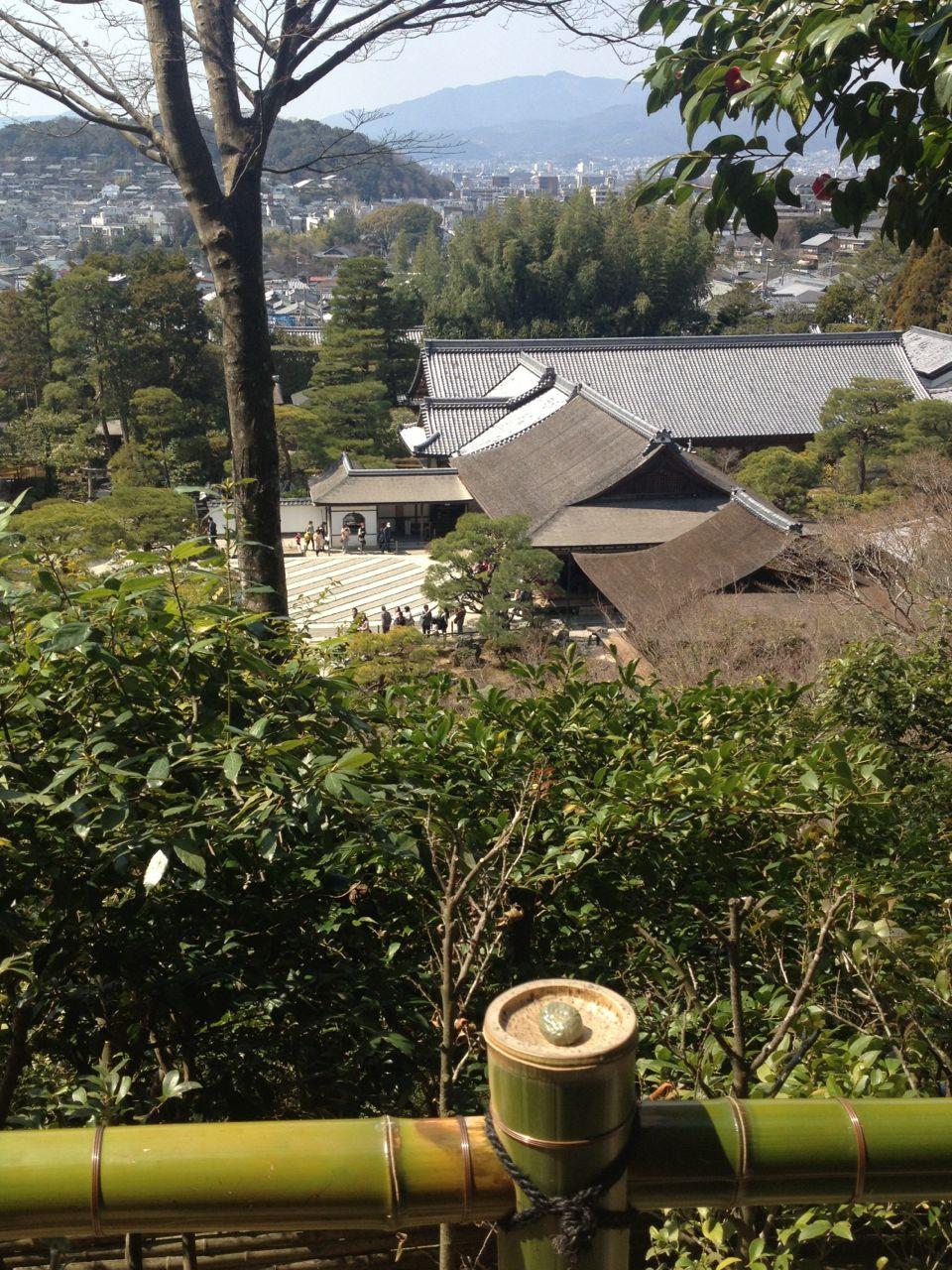 ginkaku-ji . kyoto . japan 23.03.14