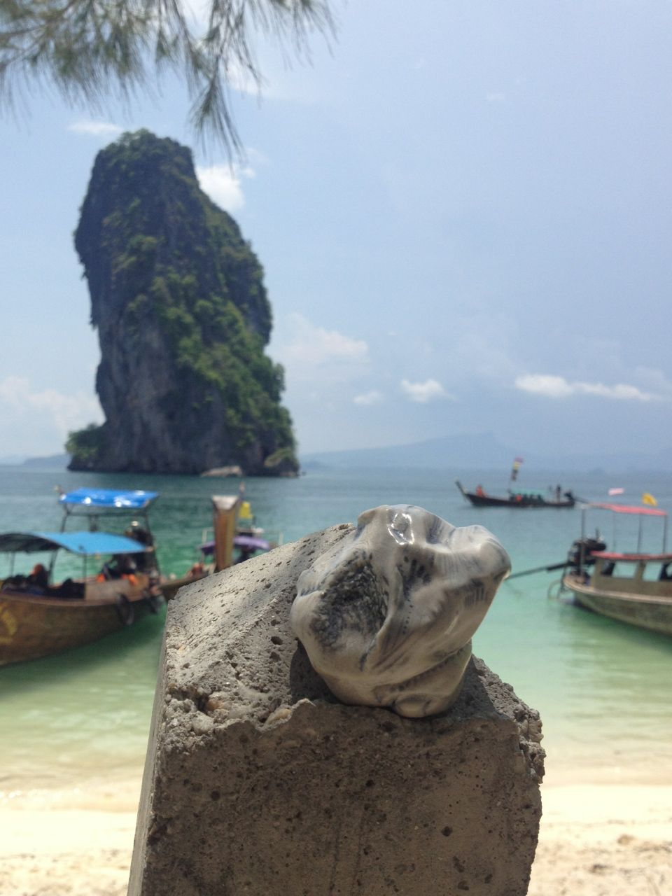 poda island . krabi . thailand 02.05.14