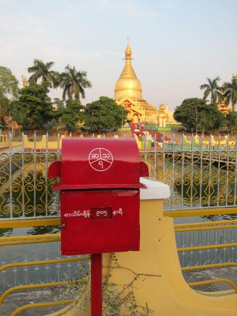 yangon . myanmar february 2013