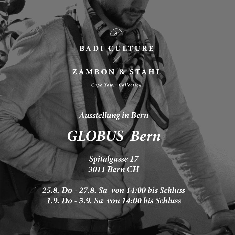 Badi Culture_Globus_bern