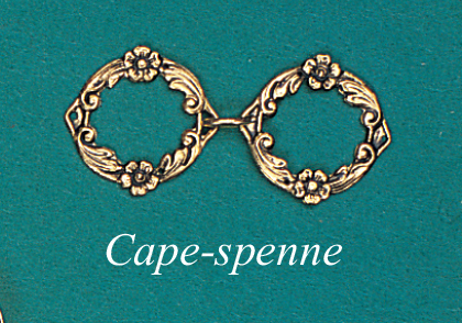 Cape-spenne