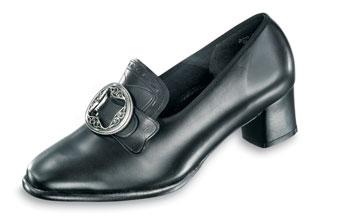 Bunadsko fra Klavenes.                Klavenes har de riktige bunadskoene til både dame, herre og barn.