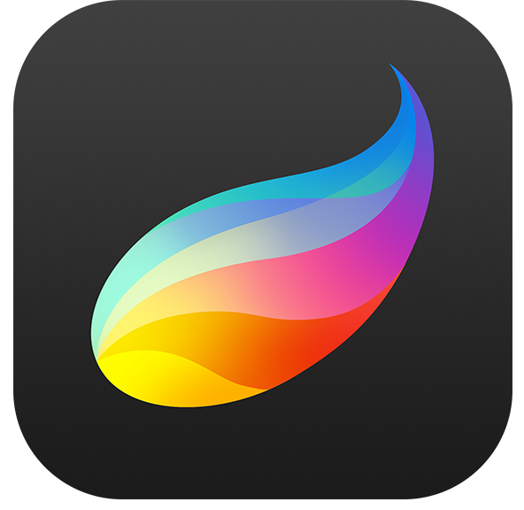 Procreate's app logo