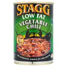 Staggs Vegetable Chilli