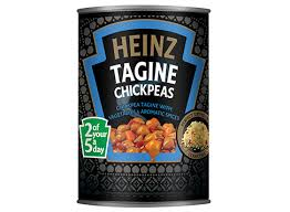 Heinz Tagine Chickpeas