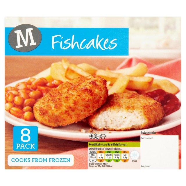 2.5 syns per fishcake