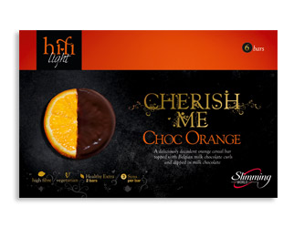Buy slimming world choc orange hi-fi bar online